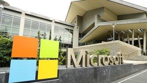 Sede de Microsoft en Redmon, EEUU-