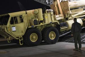 Els Estats Units irriten la Xina al començar el desplegament d'un sistema antimíssils a Corea del Sud