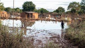 Catástrofe en Mozambique y Zimbabue: niños y niñas separados de sus familias tras el ciclón Idai