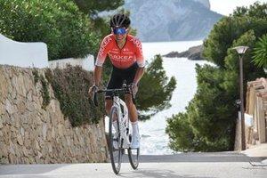 Nairo Quintana, con el 'maillot' del Arkéa francés.
