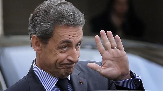 Sarkozy hace un repaso a sus errores en un libro