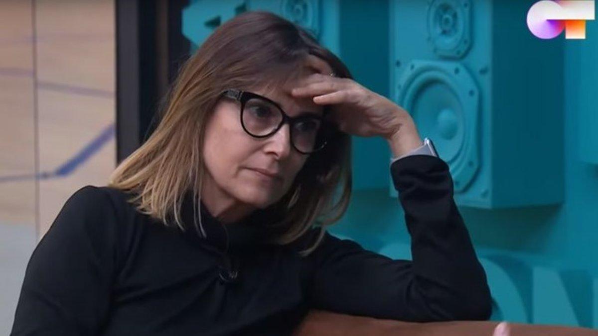 Noemí Galera explica el origen de los gemidos que se han escuchado en la Academia de 'OT 2020'