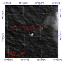 Objectes localitzats per un satèl·lit xinès, a loceà Índic, que podrien pertànyer a lavió desaparegut de Malaysian Airlines.