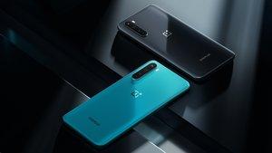 OnePlus Nord, en sus dos versiones de color.