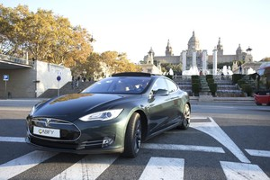 Cabify preveu que tots els seus cotxes siguin elèctrics en pocs anys a BCN