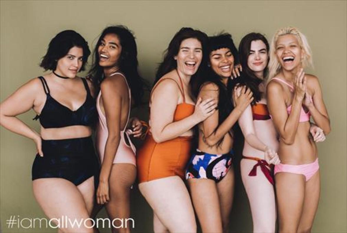 Mujeres reales en los anuncios