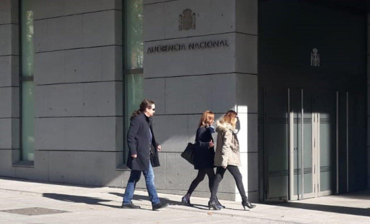 """Iglesias denuncia """"una trama criminal"""" en España"""