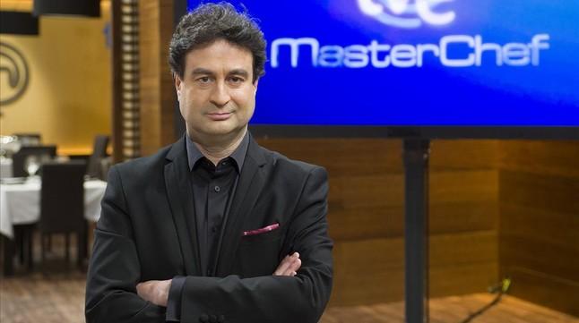 Pepe Rodríguez, jurado de Masterchef.