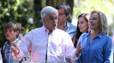 El derechista Sebastián Piñera regresa a la presidencia de Chile