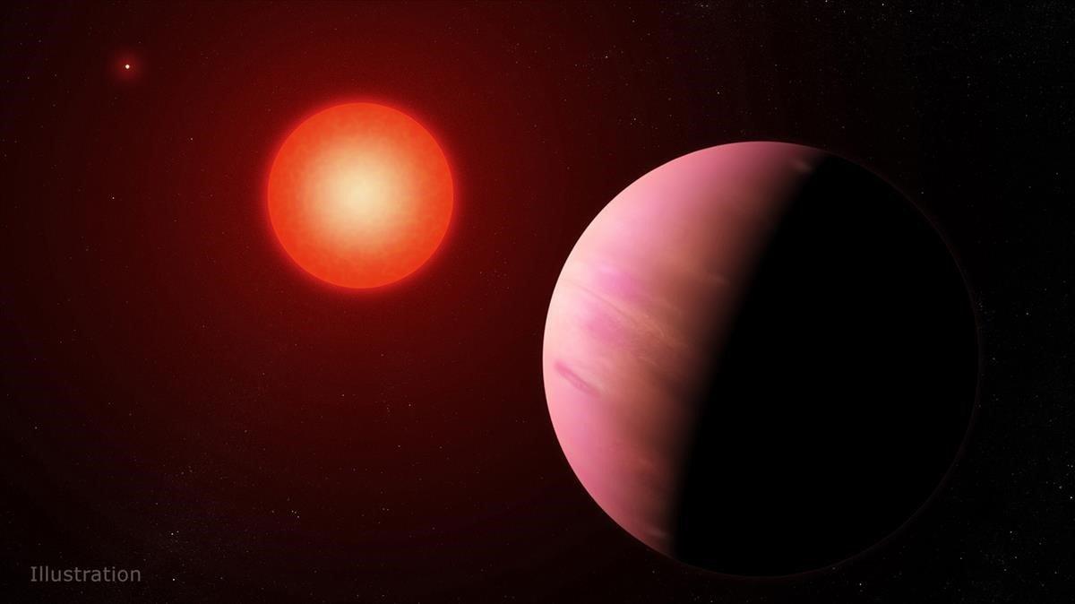 Un tándem entre aficionados a la ciencia e investigadores halla un planeta potencialmente habitable