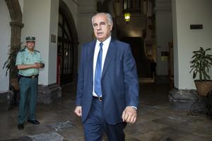 El conseller Rafael Blasco, actualmente ya en prisión, volverá a ser juzgado