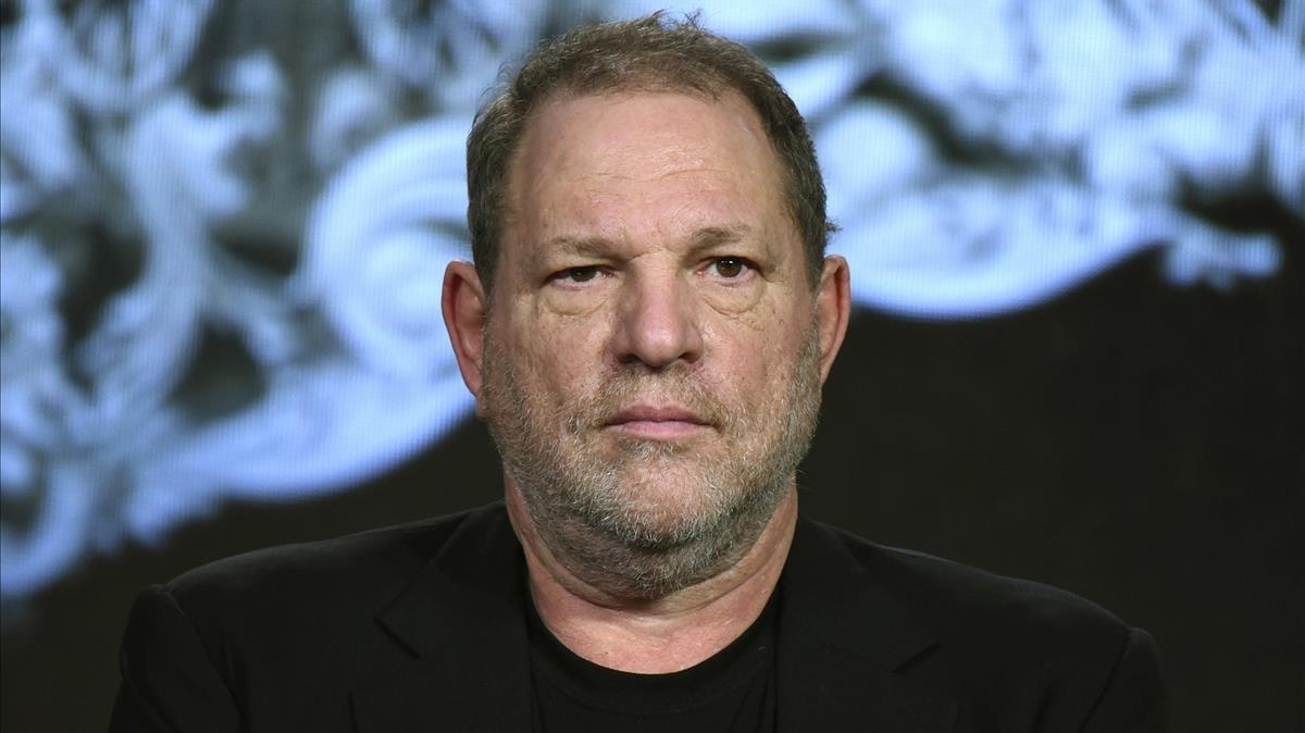 El productor Havery Weinstein.