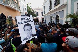 Los comentarioshomófobos del gobernados de Puerto Rico han provocado la ira de la población.