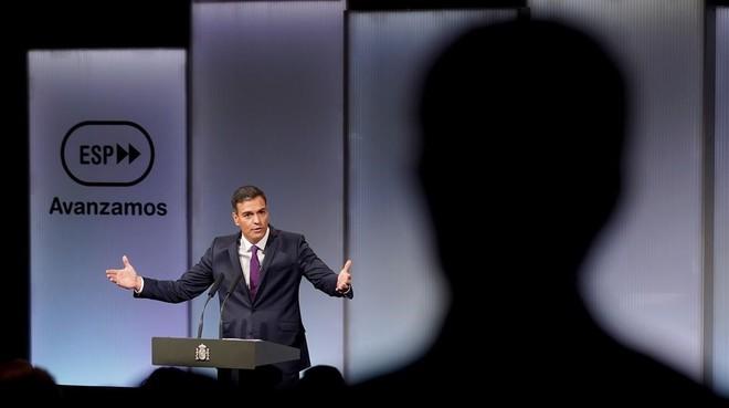El PSOE sigue en cabeza en el CIS con una ventaja de 9,7 puntos sobre el PP