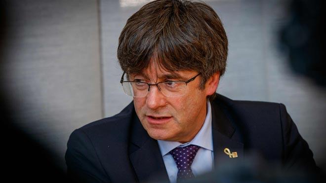 Puigdemont demana al Govern espanyol que «no menyspreï la vida de la gent»