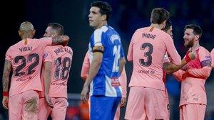 L'Espanyol es dessagna a l'estadi més buit de la Lliga