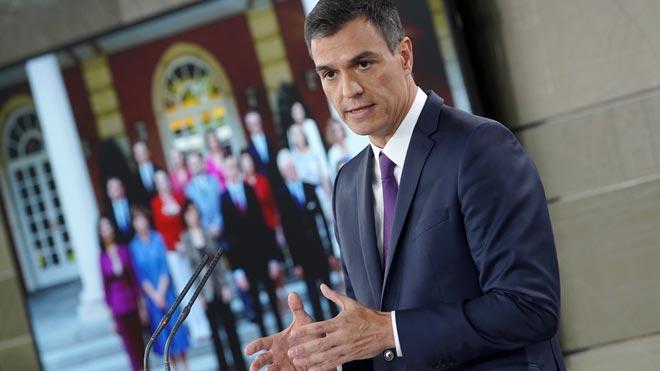 Pedro Sánchez proscriu la línia dura del PP a Catalunya