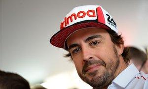 Alonso fitxa per Renault per als pròxims tres anys
