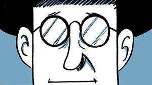 Entrevista en còmic a Seth, mestre del tebeo