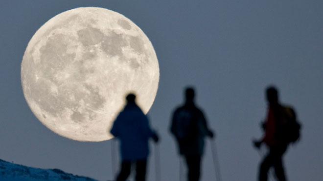 Solsticio de invierno: los astros que podrás ver la noche más larga del año