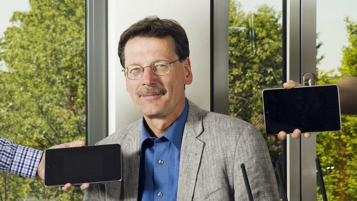 Steinmetz: «L'internet de les coses farà la vida més segura»