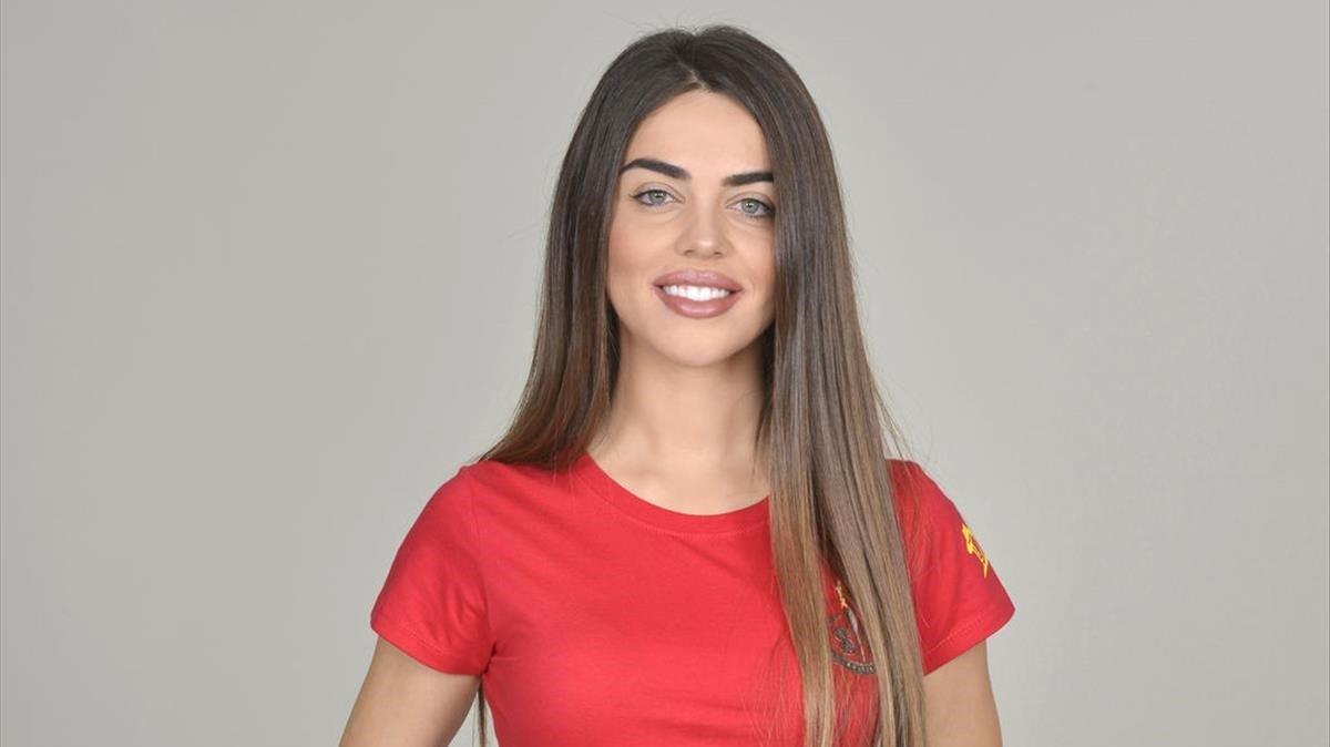 Violeta Magriñán.