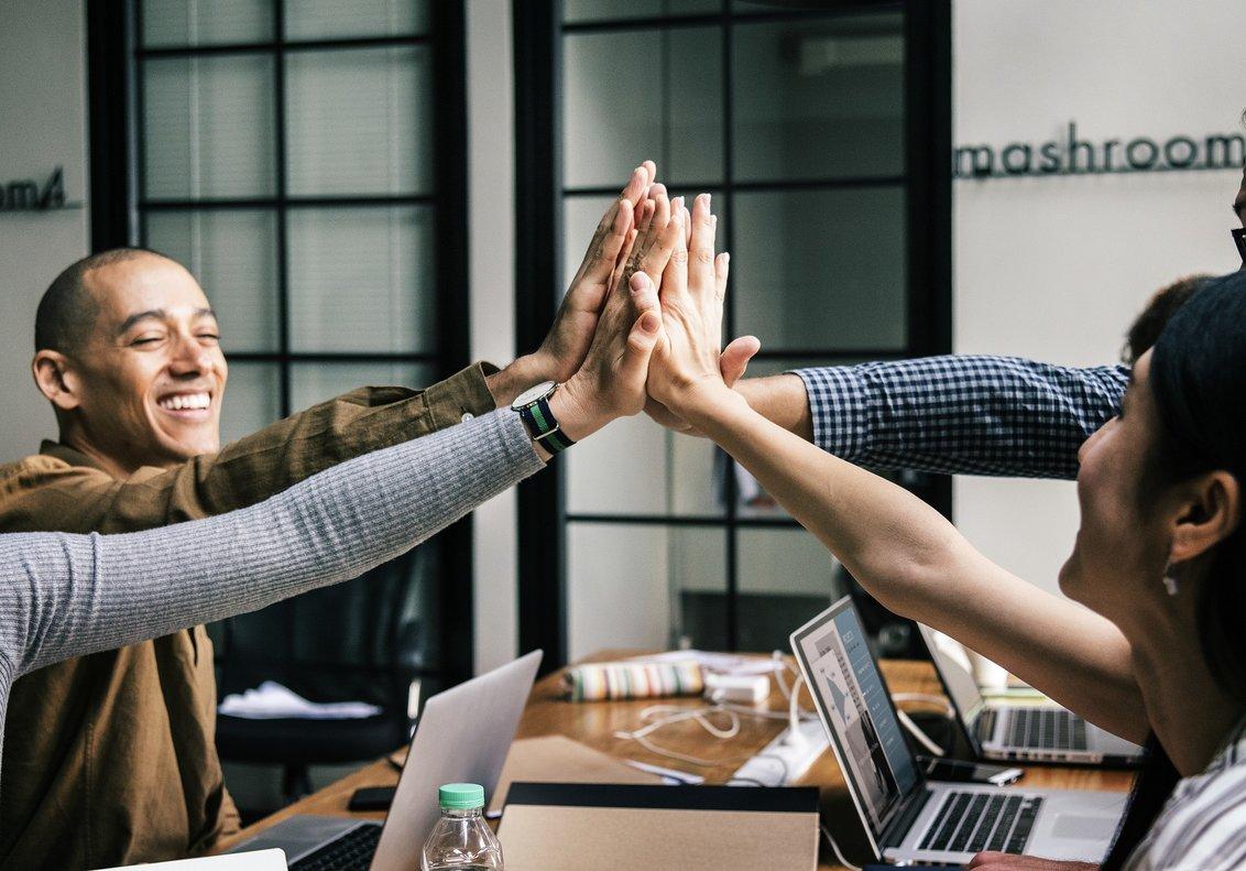 El team building refuerza los lazos entre los empleados