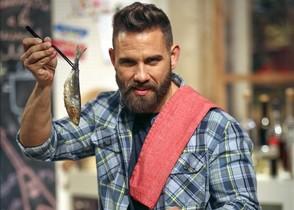 El chef Marc Ribas, presentador del programa culinario de TV-3 Cuines.
