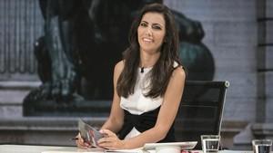 Ana Pastor, directora y presentadora del programa de La Sexta El objetivo.