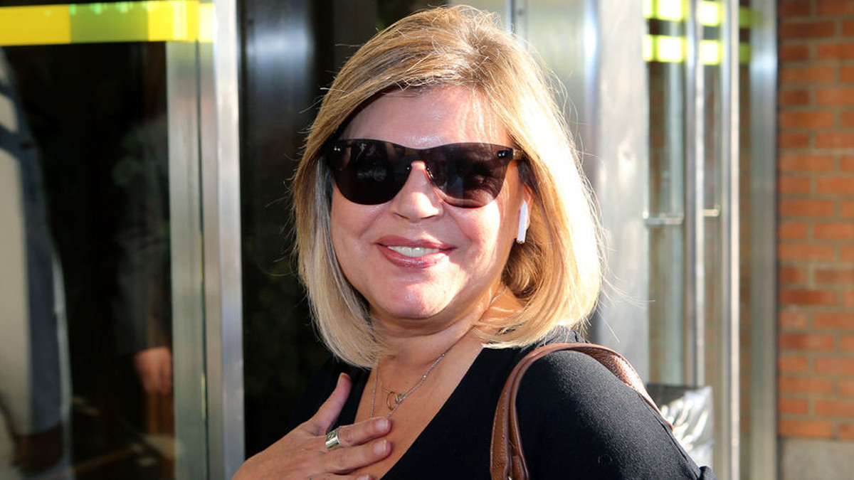 """Terelu rep l'alta després de la seva operació de càncer de mama """"Estic animada i agraïda"""""""
