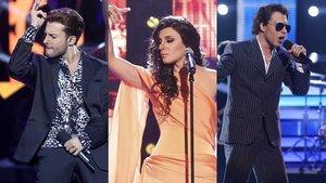 Blas Cantó a Eurovisión: estas fueron sus mejores actuaciones en 'Tu cara me suena'