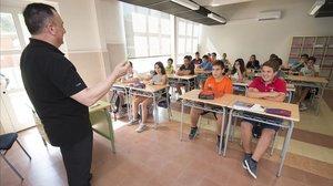 Només el 5% dels directors de centres escolars admeten casos de 'bullying'