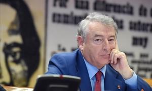 El actual presidente de RTVE, José Antonio Sánchez.