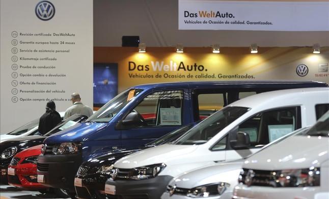 El mercado de coches usados tambi n esquiva el 39 dieselgate 39 - Mercados de segunda mano barcelona ...
