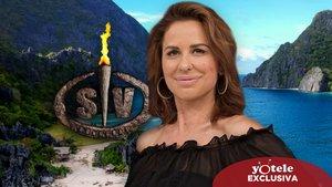Vicky Larraz, fichaje cerrado de Telecinco para la nueva edición de 'Supervivientes'