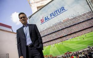 Víctor Font, al frente del proyecto Sí, al futur