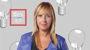 La periodistaXantal Llavina, directora y presentadora del programa de TV-3 y Catalunya Ràdio 'Revolució 4.0'.