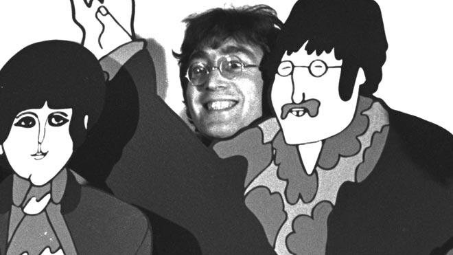 El álbum Yellow Submarine de Los Beatles celebra su 50 aniversario.