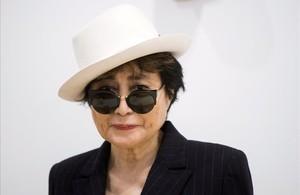 Yoko Ono, en una imagen del pasado mayo en Nueva York.