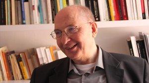 El monje y erudito Lluís Duch.