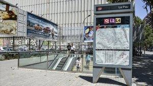 Territori encarrega l'estudi per prolongar la línia 4 del metro
