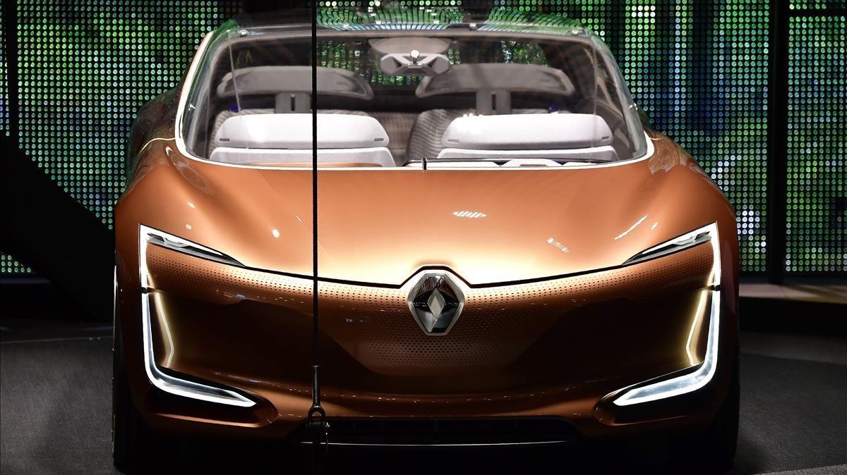 Renault doblarà les vendes de cotxes elèctrics