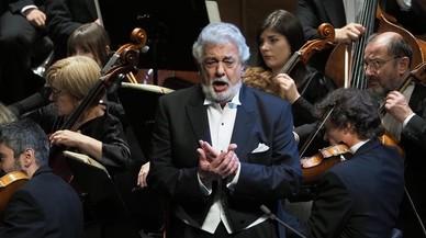 La zarzuela revive en el Liceu con Plácido Domingo