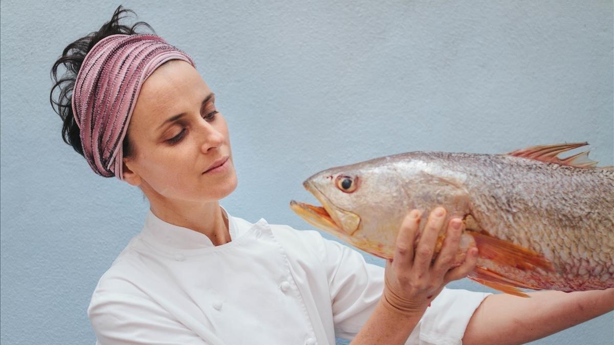 """Helena Rizzo: """"La mujer está en la raíz de la cocina. Es la raíz"""""""