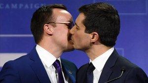 Amor gay en la Casa Blanca