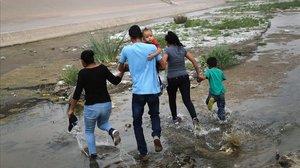 Mor el cinquè menor immigrant sota custòdia dels EUA des del desembre