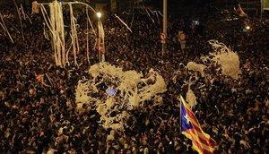 Els CDR convoquen una nova marxa aquest dijous a Barcelona