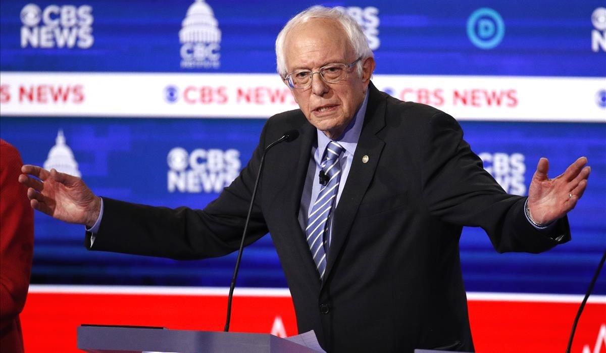 L''establishment' demòcrata tem Sanders