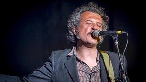 El músico José Domingo.