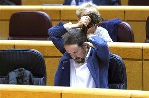 El pacte PSOE-Unides Podem exclou l'escola concertada dels ajuts